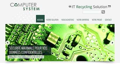 Site vitrine : Computer-system.fr